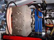 CPU-Kühler und Arbeitsspeicher