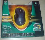 Logitech G5 Laser Mouse Refresh USB