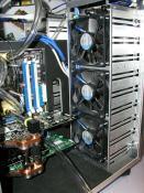 2 Nividia 8800 GTX  und Thermochill 120.3