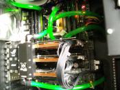 Avexir Blitz Series 1.1 G1. Sniper RAM DDR3-2933 mit der LED Beleuchtung