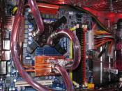 Neuer CPU Kühler, neu verschlaucht !