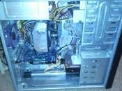 """Mein Rechner im """"Ruhezustand""""!"""