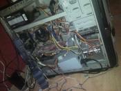 Mein altes AM2 Athlon X2 System, jetzt Media Center im anderen Case!