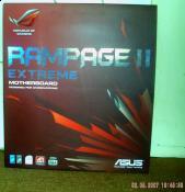 Leider war das P6T Defekt, dafür muss das Rampage II Extreme jetzt ran