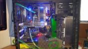 2. Sys. G.Skill F4-2800C16Q-32GRK 4x8GB = 32GB DDR4 RAM@2868MHz 14-14-14-34 CR-1T 1,32volt