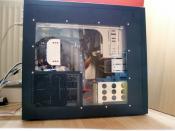PC - Seitentür