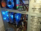 Tagan Power und neuer CPU Kühler