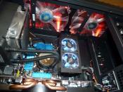 Innenansicht - CPU-Bereich 2