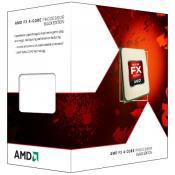 Das Herz, ein AMD FX-4350