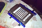 SAMSUNG SP2004C mit Zalman HDD Cooler ZM-2HC2