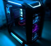 RGB @ Cooler Master C700P BE