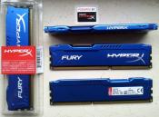 Kingston HyperX FURY Blue 1866