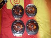 4 Xigmatek XLF-F1703 Orangeline