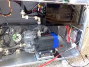 Radiator und Eheim HPPS 12Volt, 750W be quiet DarkPowerPro P7
