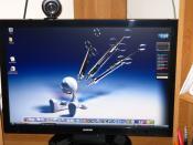 Mein Monitor