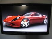LG Bildschirm 42 Zoll