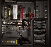 Mai 2015: MSI Z97 XPOWER AC, Intel i7 4790K @4,6GHz, MSI GTX 970 GAMING 4G, Netzteil Corsair RM1000, Gehäuse Fractal Design Arc XL