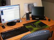 Mein Desk