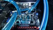 Der neue CPU Kühler im Einsatz :-)