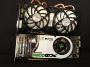 Nvidia 8800GTX & ATI Raedon HD5850