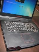 Alienware M15x, damit es unterwegs nicht langweilig wird...