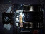 Stock Cooler vs. Thermalright Ultra-120