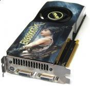 ASUS Nvidia GeForce 9800GTX+ 512MB