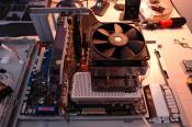 Neuer CPU und RAM-Kühler