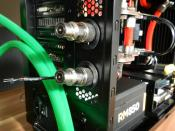 External Radiator Connectors