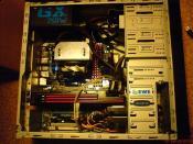 Das Innere meines Rechners