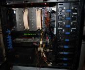 Neue HW in altem Gehäuse, das E-Atx Board passt besser als gedacht