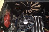 80mm, 230mm und CPU-Lüfter