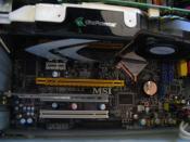 8800 GTS 512 Eingebaut