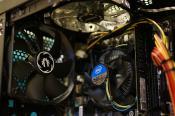 CPU mit Entlüftung