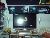 Windows in Full HD 37 Zoll