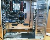 alter Rechner fast leer