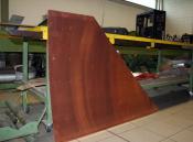2m² Kupferblech zuschneiden