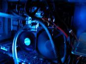 CPU Kühler + Lüfter für NB & 6 Ram Riegel o.O