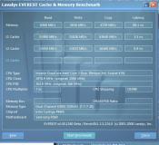 Cache und Memory Benchmark