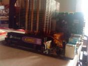 MB, GRaka, CPU cooler und Ram