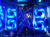 CPU und RAM Kühlung