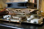 PNY GeForce 8 8800 GTS 320bit 640MB DDR3 PCI-Express + Thermalright HR-03 Plus