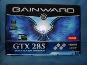Gainward Geforce GTX 285