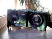 XFX Geforce 8800 GTS XXX Alpha Dog Edition