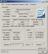 Mein Sys nach CPU-Z