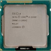 Intel Core I5 3350p