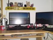 aktueller Desktop - etwas heller...