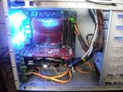 Rechner (an,geöffnet)