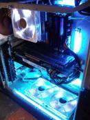 Mal das Innenleben mit neuen Rams,CPU-Kühler & Grakakühler!