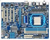 Das Mainboard von Gigabyte mit USB 3.0 und SATA3...